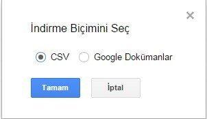 google disawow link araci 2