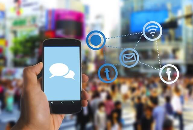 icerik pazarlamada sosyal Medya