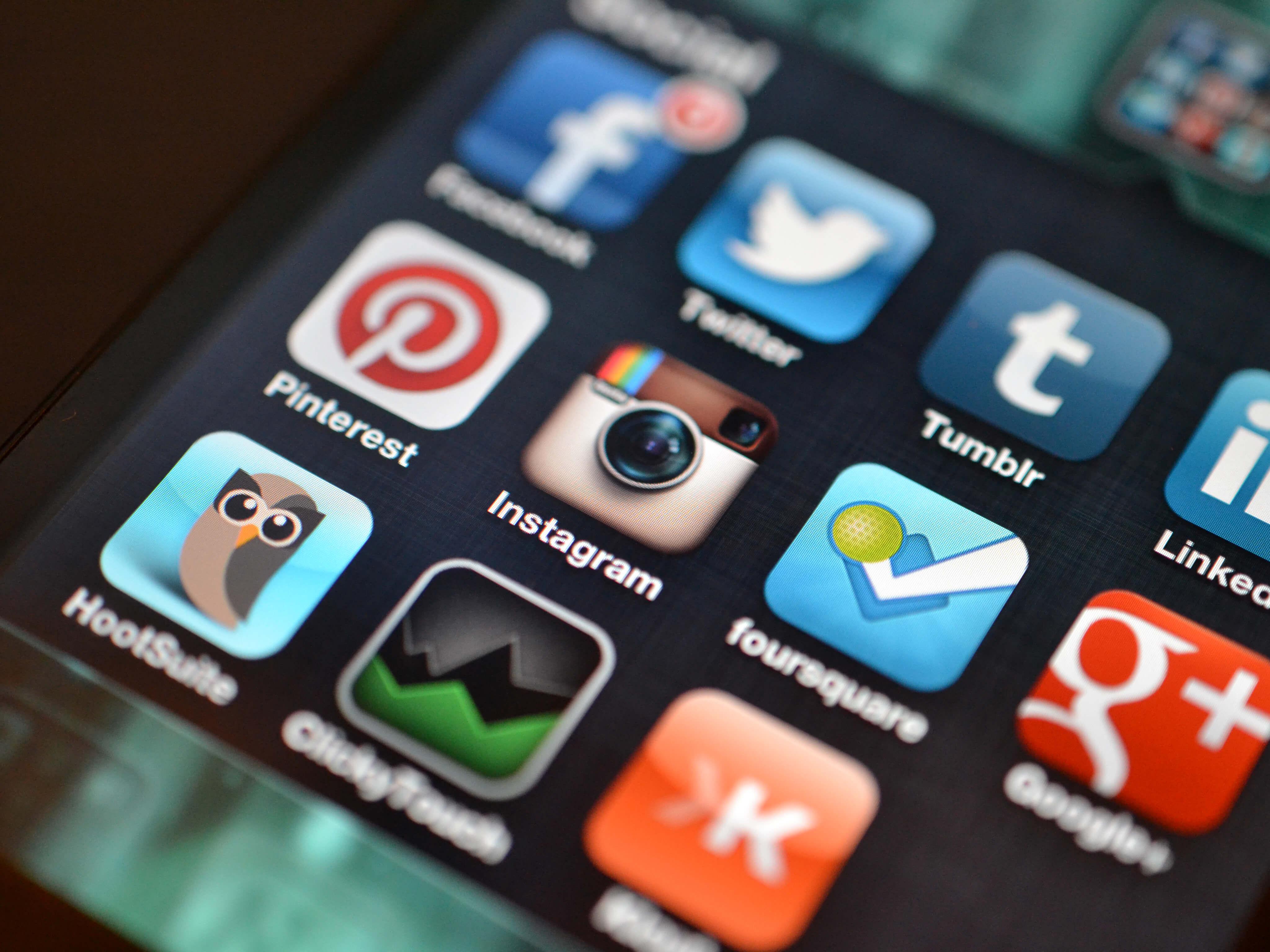 icerik pazarlamada sosyal medya plani