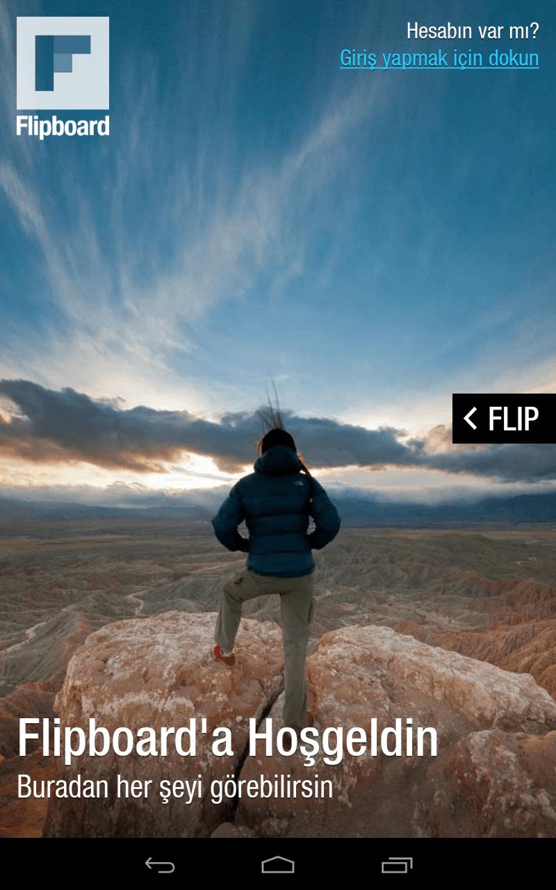 flipboard kisisel dergi