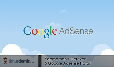 google adsense hatasi