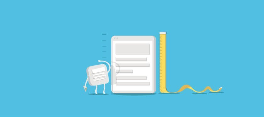 ideal blog yazisi uzunlugu