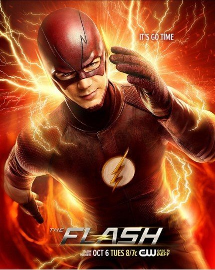 the flash dizisi
