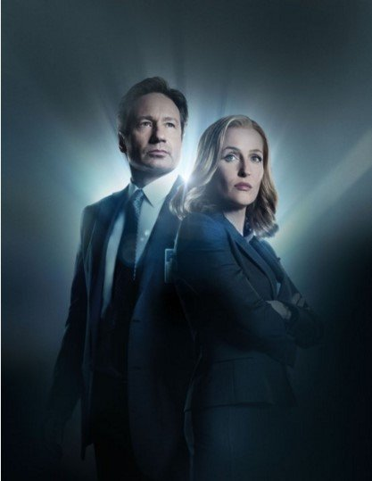 the x files dizisi