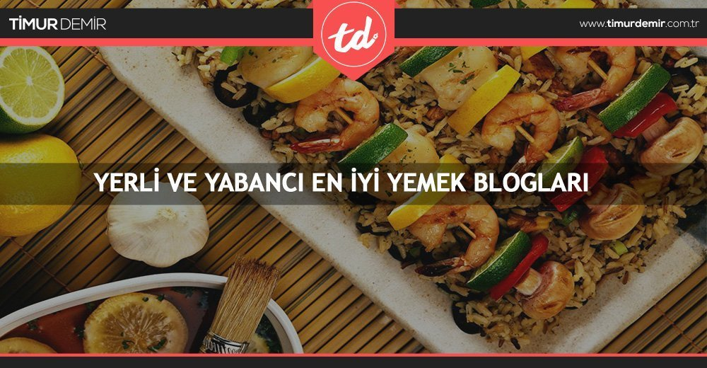 yemek bloglari
