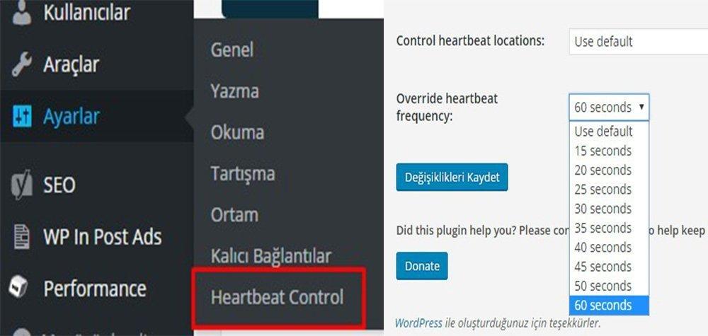 hearbeat-control-eklentisi